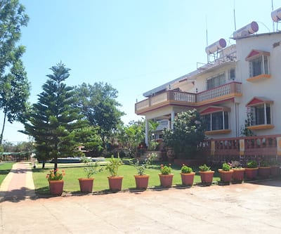 Jeevan Village Adventure Resort,Mahabaleshwar
