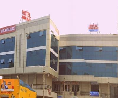 Hotel Nayan Palace,Gandhinagar