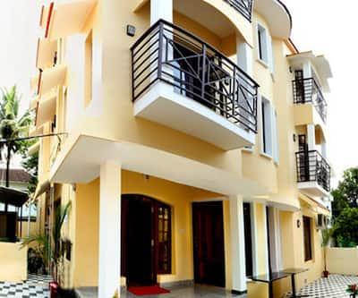 Fortkochi beach inn,Cochin