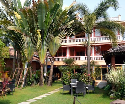 Papa Jolly's Eco-Resort,Goa