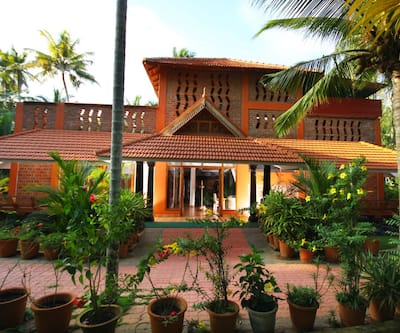 Beach and Lake Ayurvedic Resort,Kovalam