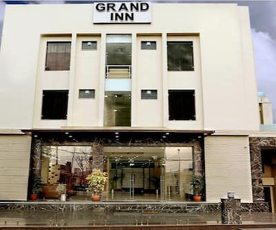 Hotel The Grand Inn,Jammu
