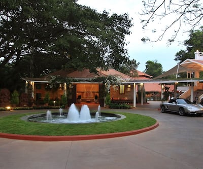 Silent Shores Resort & Spa,Mysore