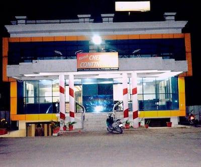 Hotel Cherry Continental,Dehradun