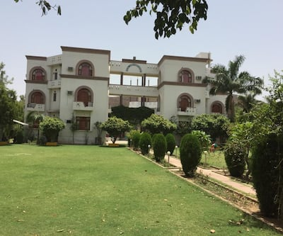 Hotel Sanctuary Resort,Ranthambore