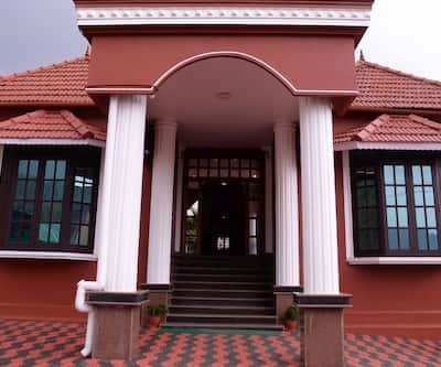 Pebrock Heritage Inn,Ooty