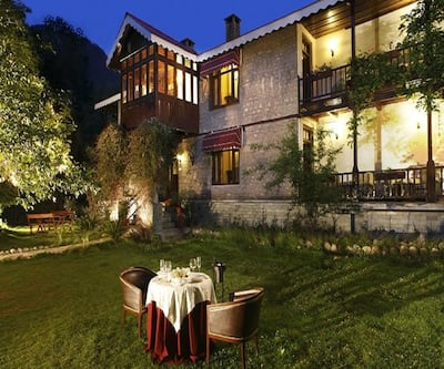Baikunth Resorts,Manali
