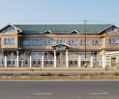 Hotel Sobo Central,Srinagar