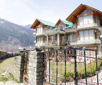 Hotel Apex Himalaya,Manali