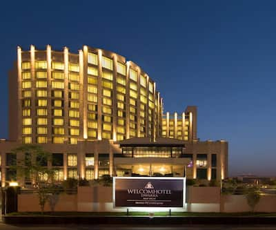 WelcomHotel Dwarka, New Delhi - ITC Hotel Group,New Delhi