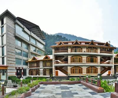 Nams Resort and Spa,Manali