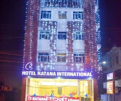 Hotel Ratana International,Lucknow
