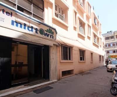 Hotel Midtown,Haridwar