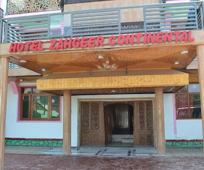 Hotel Zahgeer Continental,Srinagar