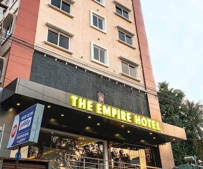 Treebo Trend Empire,Vijayawada