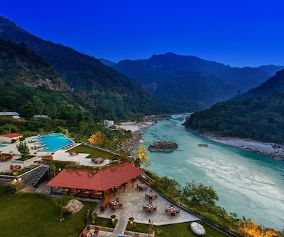 Aloha On The Ganges,Rishikesh