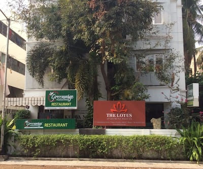 The Lotus Apartment Hotels - Venkatraman Street,Chennai