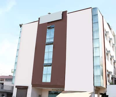 Hotel K.K. Residency,Chandigarh