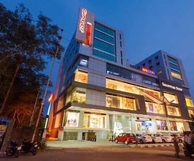 Ginger Hotel,Indore