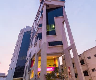 Ginger Hotel Vadapalani,Chennai