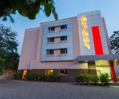 Ginger Pondicherry Hotel,Pondicherry