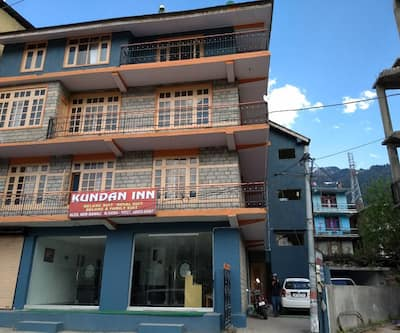 ADB Rooms Hotel Kundan Inn,Manali
