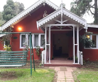 Ooty041 A 3BR Magical Cottage,Ooty