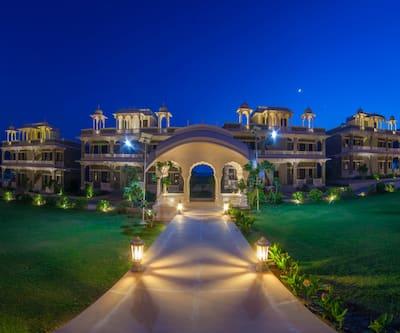 Bhawar Singh Palace,Pushkar