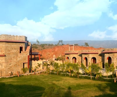 Van Chhavi Resort by OpenSky,Alwar