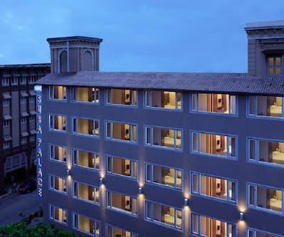 Hotel Suba Palace (WI-FI Complimentary), Colaba,