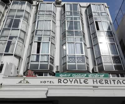 Hotel Royale Heritage,Mysore