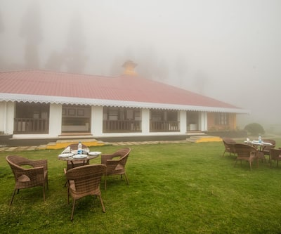 Chamong Chiabari Mountain Retreat & Spa,Darjeeling