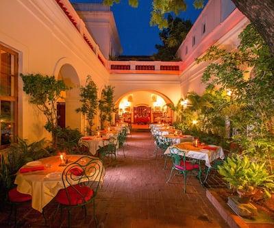 Neemrana Hotel De L'orient,Pondicherry