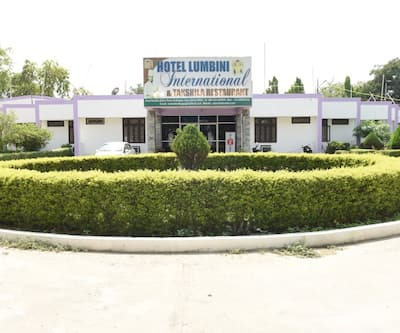 Hotel Lumbini International,Bodhgaya