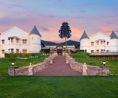WelcomHotel The Savoy, Mussoorie - ITC Hotel Group,Mussoorie