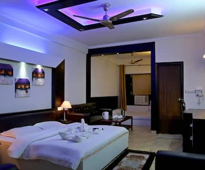 Green by One hotels,Rishikesh