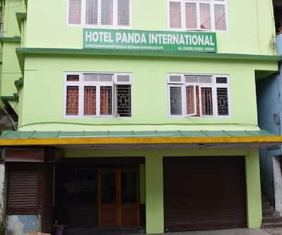Hotel Panda International,Gangtok