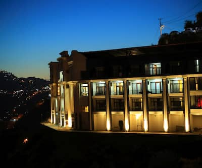 The Solitaire Resort,Mussoorie