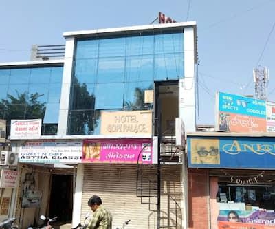 Hotel Gopi Palace,Ahmedabad