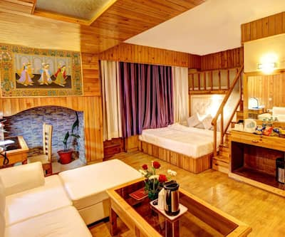 Hotel Apple Paradise,Manali