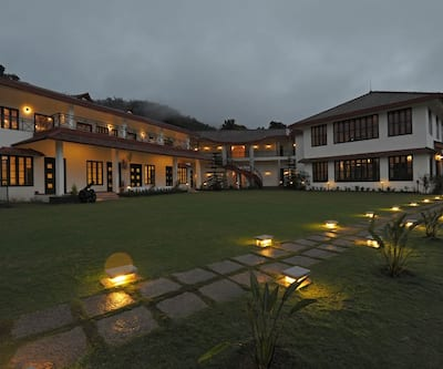Ambatty Greens Resort - An Amritara Private Hideaway,Coorg