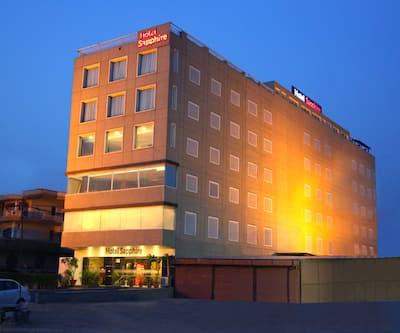 Hotel Sapphire,Chandigarh