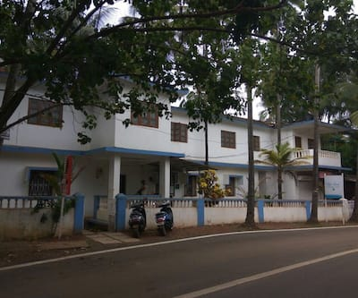 White Pearl Hotel & Hostel,Goa