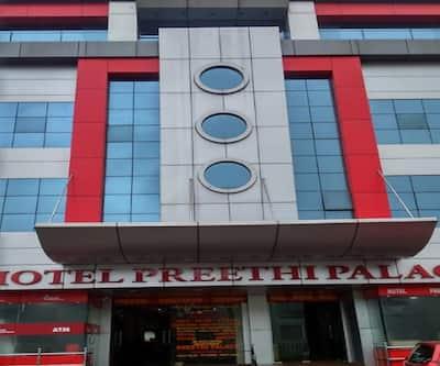Hotel Preethi Palace,Ooty