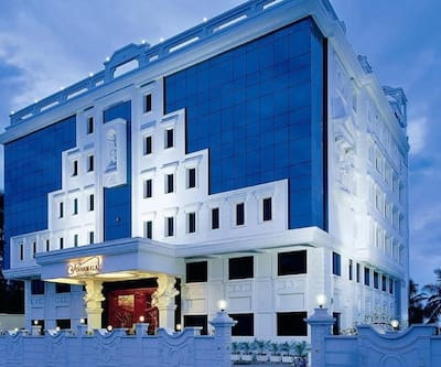 Annamalai International Hotel,Pondicherry