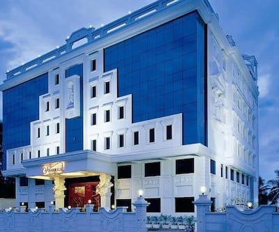 Annamalai International Hotel,Pondicherry