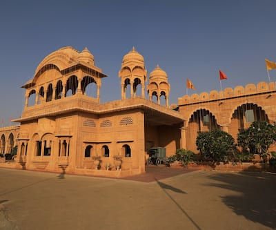 Fort Rajwada,Jaisalmer