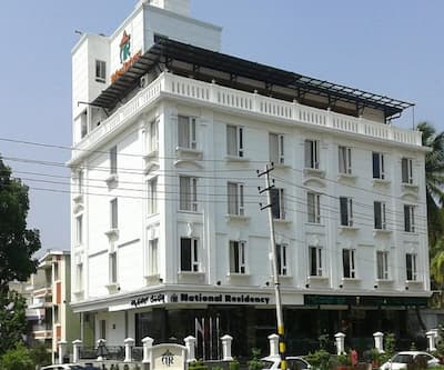 National residency MYSORE,Mysore