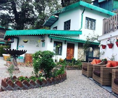 Rokeby Manor,Mussoorie
