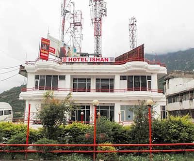 Hotel Ishan,Katra